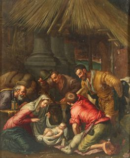 CIRCLE OF JACOPO BASSANO (16TH/17TH CENTURY).