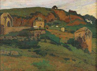 HENRI DABADIE (FRENCH, 1867-1949).