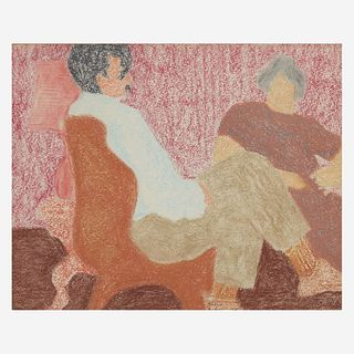 March Avery (American, B. 1932) Mother and Son