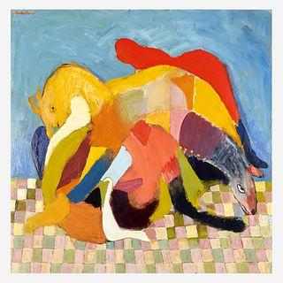 Humbert Howard (American, 1905-1990) Untitled