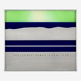 Thomas Chimes (American, 1921-2009) Free Way
