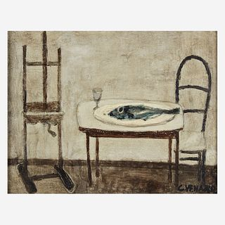 Claude Venard (French, 1913-1999) Untitled