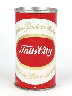 1967 Falls City Beer 12oz Tab Top T62-13