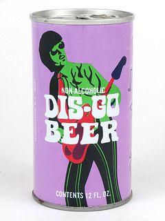 1976 Dis-Go Beer 12oz Tab Top T58-35