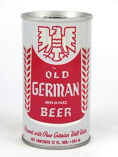 1974 Old German Beer 12oz Tab Top T100-28