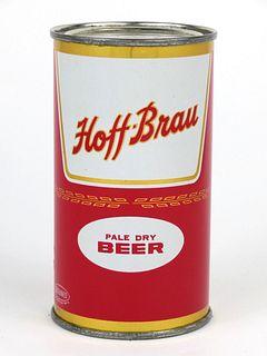 Beautiful! 1954 Hoff-Brau Beer 12oz Flat Top 82-27.2