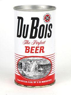 1964 Du Bois Beer 12oz Tab Top T59-37
