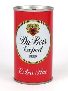 1967 Du Bois Export Beer 12oz Tab Top T60-03
