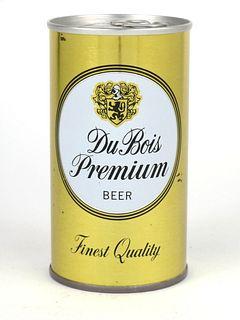 1971 Du Bois Premium Beer 12oz Tab Top T60-06