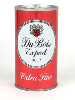 1969 Du Bois Export Beer 12oz Tab Top T60-01