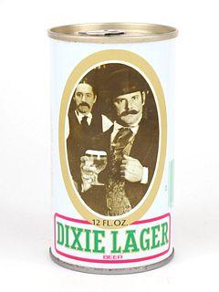Variation: 1976 Dixie Lager Beer 12oz Tab Top T99-02