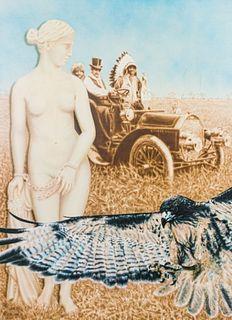 Robert Anderson Acrylic on Canvas