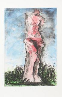 Jim Dine - Albertina Venus