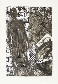 Jasper Johns - Summer