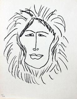 Henri Matisse - Une fete en Cimmerie III