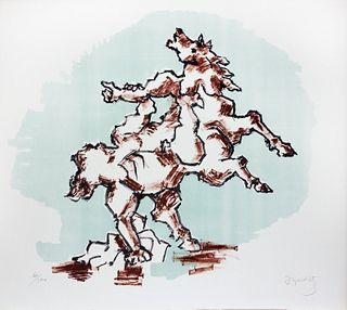 Jacques Lipchitz - The Horse