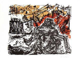 Fritz Wotruba - Untitled