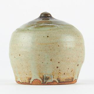 Warren MacKenzie Studio Ceramic Shaker - Marked