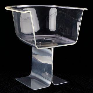 Acrylic Swivel Chair Seng Chicago