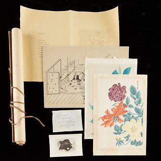 Grp: Asian Artworks Paintings Prints