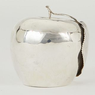 Buccellati Sterling Silver Apple