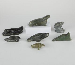 Grp: 7 Small Stone Seals