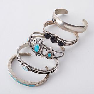 Grp: 5 Southwestern Bracelets Yazzie