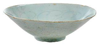 Chinese Qingbai Type Bowl