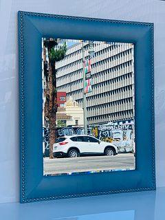 Modern Wall Mirror by Drexel Heritage