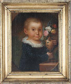Johann Schlesinger (1768-1840) German, O/C