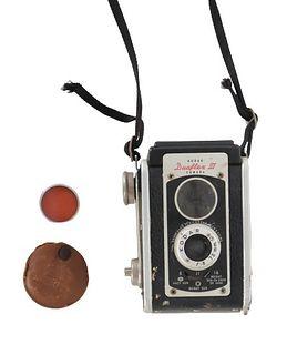 Kodak Duoflex III Camera w Filter