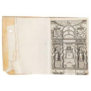JUAN PABLO MÁRTIR RIZO HISTORIA DE LA MUY NOBLE Y LEAL CIUDAD DE CUENCA MADRID, 1629. 16 grabados intercalados | JUAN PABLO MÁRTIR RIZO HISTORIA DE LA