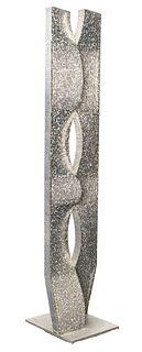 Vjenceslav Richter Abstract Aluminum Sculpture