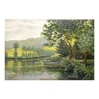 Rene Charles Edmond His (1877 - 1960)