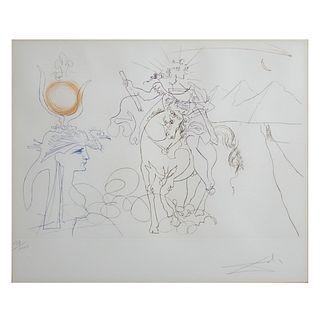 Salvador Dali (1904 - 1989)