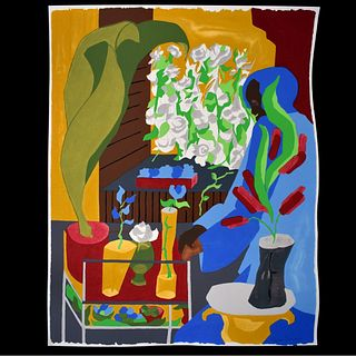 After: Jacob Lawrence (1917 - 2000)