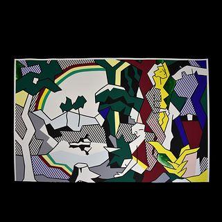 After: Roy Lichtenstein (1923 - 1997)