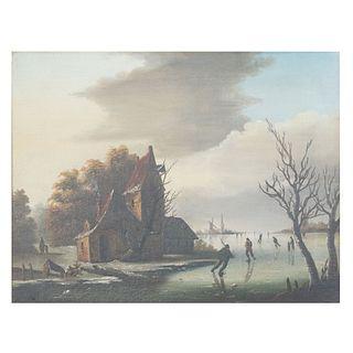 Style of Brueghel O/C