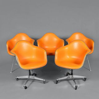 Eames for Herman Miller, Five Shell Chairs