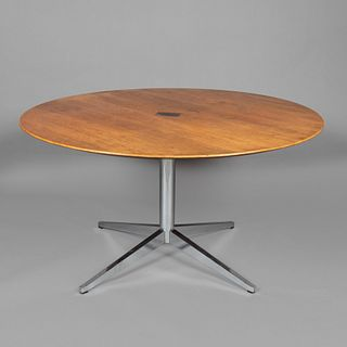 Florence Knoll for Knoll International, Circular Dining Table, ca. 1960