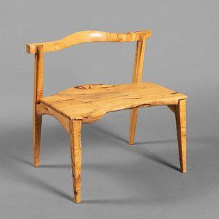 Katsumizu Kiichi, Japanese Maple Chair, 2003
