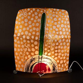Yasuda Shuhei, Rasera Paper Modern Table Lamp