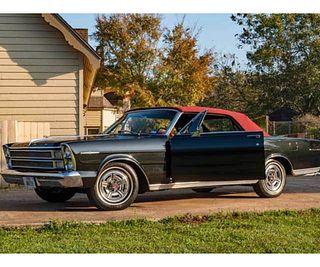 1966 FORD GALAXIE 500XL CONVERTIBLE 28k ORIG MILES
