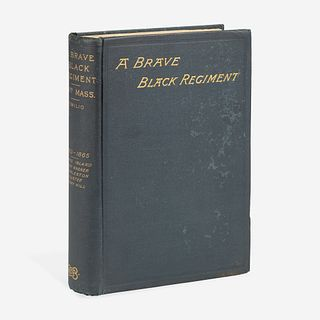 [African-Americana] Emilio, Luis F. History of the Fifty-Fourth Regiment of Massachusetts Volunteer Infantry, 1863-1865