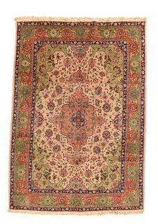 Isfahan Rug, 6'2'' x 8'8''