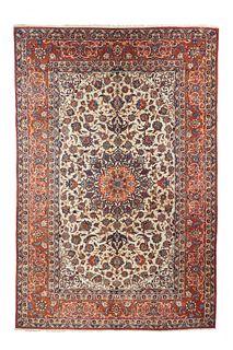 Isfahan Rug, 7'0'' x 10'5''
