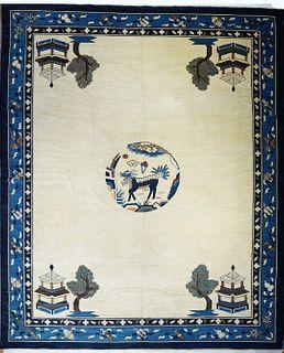 Peking Rug, 11'9'' x 14'2''