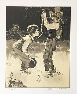 Norman Rockwell - Tom