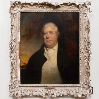 Attributed to John Watson Gordon (1788-1864): Portrait of a Gentleman