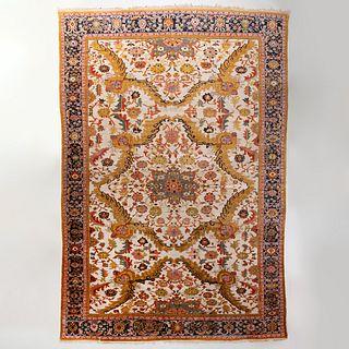 Fine Persian Ziegler Mahal Carpet